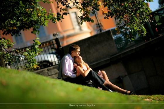 Фотосессия Лавстори (love Story) в Петербурге