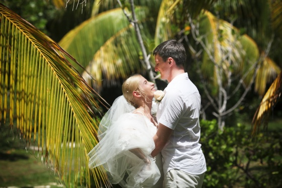 Wedding photosession in Cuba