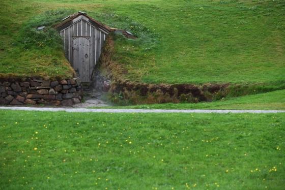 Официальная церемония в Исландии