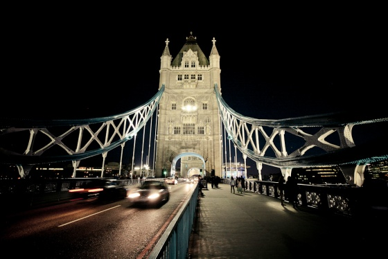 Tower bridge. London