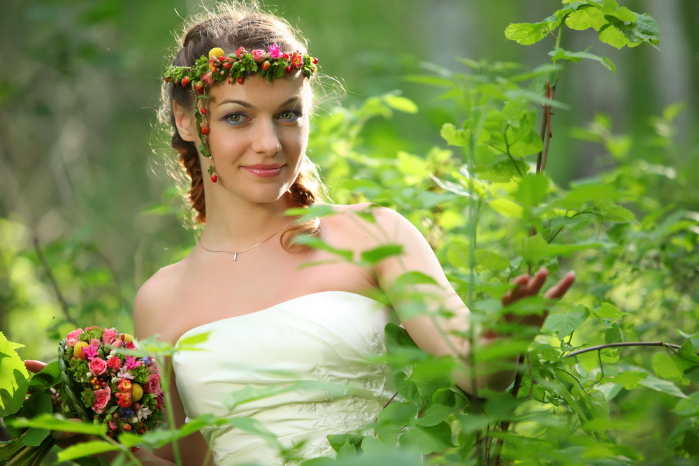 Wedding photographer in Novosibirsk